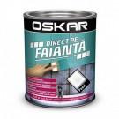 Vopsea Direct pe faianta Oskar, interior, pe baza de apa, alb perlat, 0.6 L