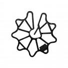 Distantier pentru grinzi / stalpi, H - 25 mm, 50 buc / punga