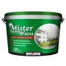 Vopsea lavabila interior, Mister Weiss, alba, 15 L