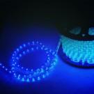 Cablu luminos 11mm albastru