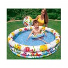 Piscina gonflabila Intex Fishbowl 132 x 28 cm