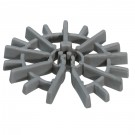 Distantier circular pentru armaturi verticale 20x4x8 mm
