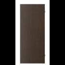 Usa interior celulara, Porta Doors Verte Decor, dreapta, wenge, 203 x 64.4 x 4 cm