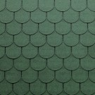 Top Shingles traditional verde