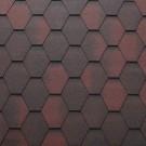 Sindrila bituminoasa Tegola mosaik rosu
