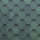 Tegola mosaik verde 2-tonuri