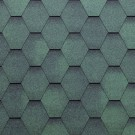Sindrila bituminoasa Tegola mosaik verde 2 tonuri