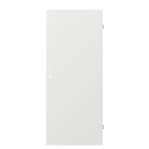 Usa interior celulara, Porta Doors Minimax, dreapta, alb, 203 x 84.4 x 4 cm