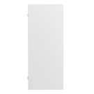 Usa interior celulara, Porta Doors Minimax, stanga, alb, 203 x 74.4 x 4 cm