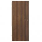 Usa interior celulara, Porta Doors Verte Decor, stanga, nuc, 203 x 64.4 x 4 cm