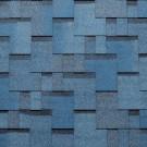 Sindrila bituminoasa Tegola gothik albastru 2 tonuri