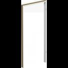 Toc Fix Decor 100 mm, alb, 60 dreapta, 71 x 207.5 cm
