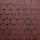 Top Shingles traditional rosu 2tonuri
