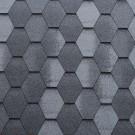Sindrila bituminoasa Tegola mosaik  gri 2 tonuri