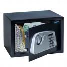 Seif mobila Rottner Speedy1 T04460/T04542, electronic cu 2 bolturi, din metal, antracit, 350 x 250 x 270 mm