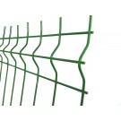Panou zincat gard verde 1200X2000