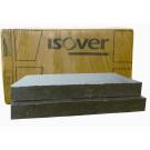 Vata minerala bazaltica Isover PLE caserata cu aluminiu 1000 x 600 x 80 mm