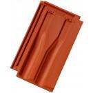Tigla ceramica Tondach Tango Plus rosu 30x50 cm