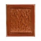 Placa teracota stejar maro