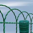 Gard ornamental Arcoplax verde 0.9x10 m