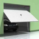 Usa garaj basculanta alba 2470x1990 mm