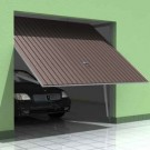 Usa garaj basculanta maro 2570x2090 mm