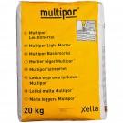 Mortar usor Multipor 20 kg