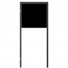 Toc Fix Verte Basic 100 mm, monaco 3, 60 stanga, 71 x 207.5 cm
