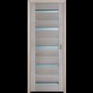 Usa de interior din lemn cu geam BestImp G1-78-M stanga / dreapta pin 203 x 78 cm