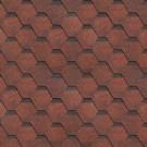 Sindrila Finlandeza hexagon rosu/negru