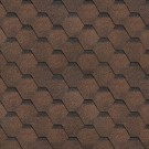 Sindrila Finlandeza hexagon maro/negru