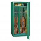 Dulap arme Rottner, 1 usa, verde, electronic, 400 x 800 x 1500 mm