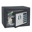 Seif pentru mobila hotel Rottner Homestar T06083, electronic, antracit, 17 x 23 x 17