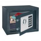 Seif pentru mobila hotel Homestar Rottner T06085, electronic, antracit, 19 x 25 x 19