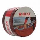Banda etansare Bilka Aluband 100 mm, 10 m, rosu