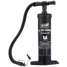 Pompa aer pentru produse gonflabile, manuala, Bestway 62030, cu furtun + 3 adaptoare 48 cm