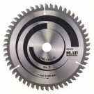 Disc circular, pentru aluminiu / lemn / plastic, Bosch Multi Material, 2608640508, 190 x 20 mm