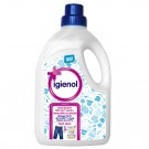 Dezinfectant lichid pentru haine Igienol, Fresh Linen, 1.5L