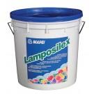 Liant hidraulic pentru stoparea infiltratiilor, Mapei Lamposilex, gri, interior / exterior, 5 kg