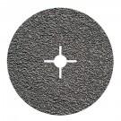 Set 5 discuri abrazive cu dimensiuni 115x22 mm granulatie 060 pcn512x pentru lemn, parchet, roci