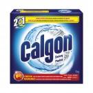 Pudra anticalcar Calgon 2 in 1 Protect & Clean pentru masina de spalat, 1000 g