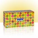 Servetele cutie puff pop-up 21x21 cm 2 straturi