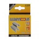 Capse tapiterie, 12 mm, Lumytools LT72120, set 1000 bucati