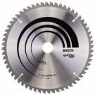 Disc circular, pentru lemn, Bosch 2608640439, 254 x 30 mm