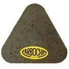 Piatra inima, abraziva, pentru slefuit beton / marmura / granit, Carbochim 21C-36P, 100 x 60 x 55 mm