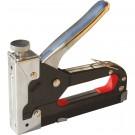 Capsator manual, metalic, pentru tapiterie, Lumytools LT71051, pentru capse 4 - 14 mm