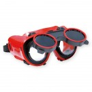 Ochelari de protectie sudura Marvel 8104, rosu