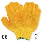 Manusi de protectie Marvel Falcon, din tricot fibre, marimea 10
