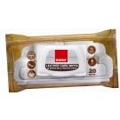 Sano 20 servete umede pentru curatat articole din piele