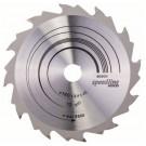 Disc circular, pentru lemn, Bosch Speedline Wood, 2608640786, 160 x 20 mm